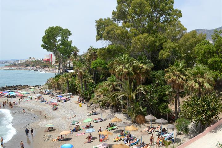 Benalmadena Beaches - Playa La Viborilla