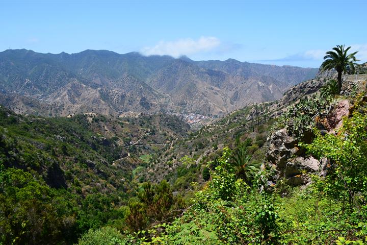 La Gomera, a walking paradise and UNESCO Biosphere Reserve
