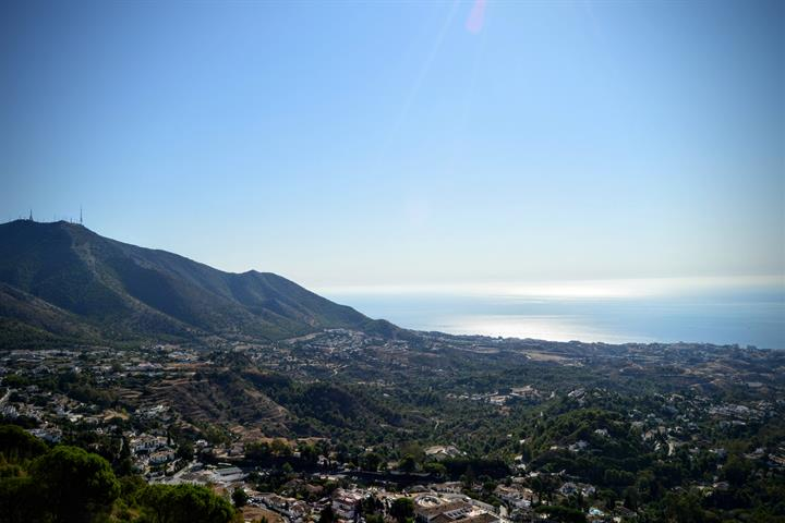 Hiking in Mijas - A Walk up the Pico de Mijas 'La Bola'
