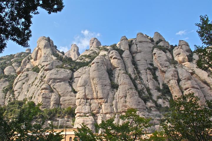 Barcelona Day Trip: The Mountains of Montserrat