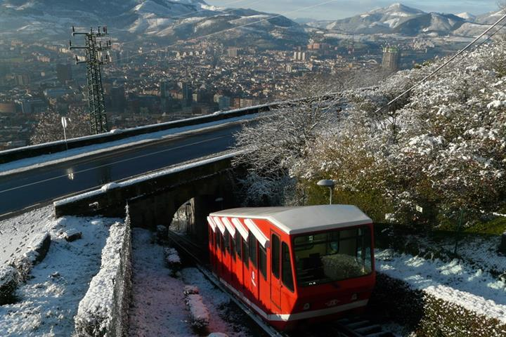 All about the Artxanda Funicular in Bilbao, Spain