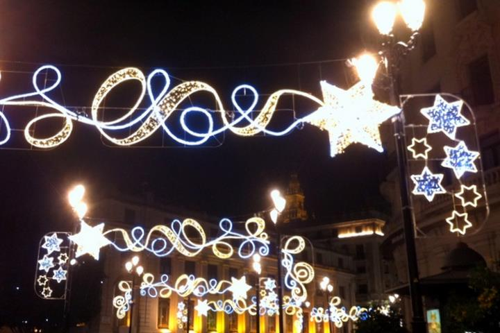 Christmas in Seville