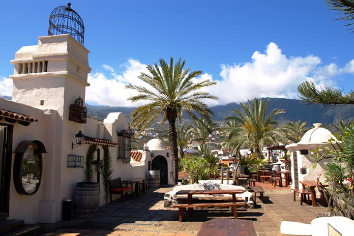 Six Quirky Restaurants on Tenerife