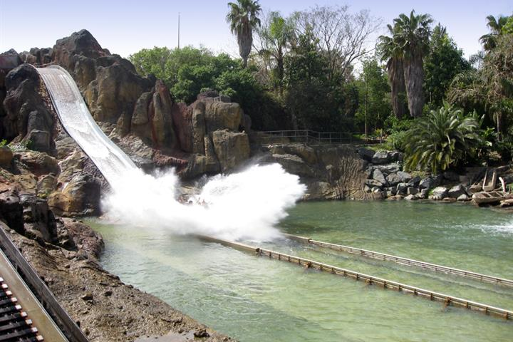 Get Taken for a Ride at PortAventura