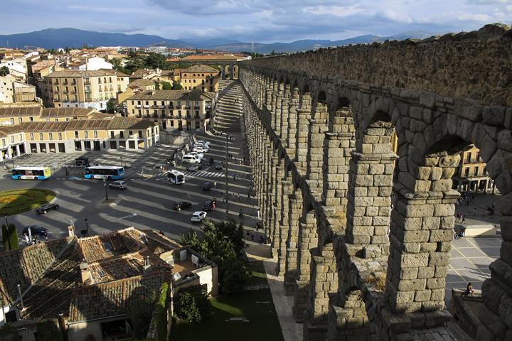 Segovia: a Historical Pearl in Central Spain