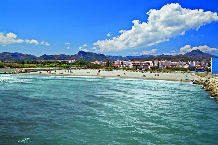 Gandia: 4 Valencian beaches and more