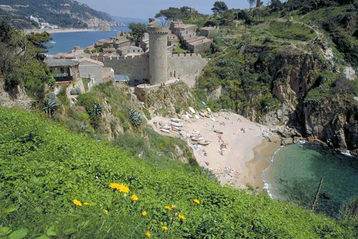 The Best Beaches of Tossa de Mar