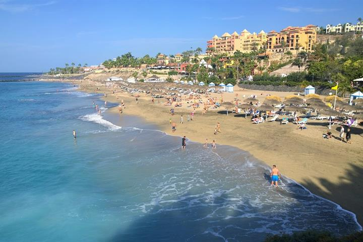 Best Beaches In The South Of Tenerife