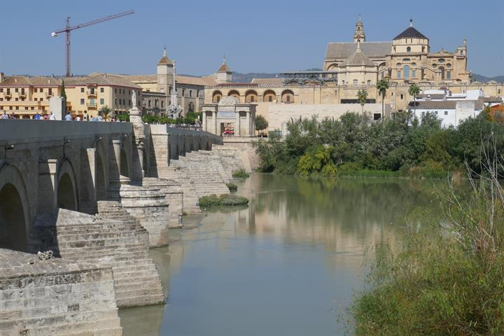 Self Guided Walking Routes: Cordoba