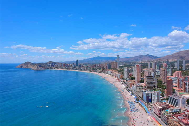 Where To Stay On The Costa Blanca