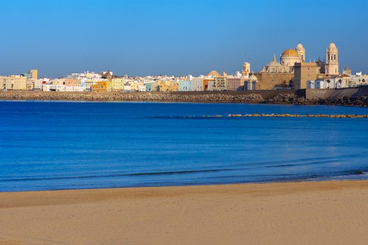 Top 10 towns and cities in Cadiz Province