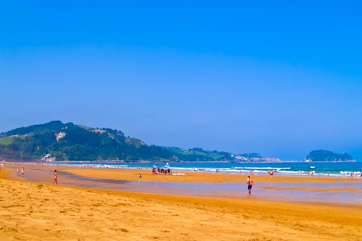 10 Beautiful Basque Country Beaches