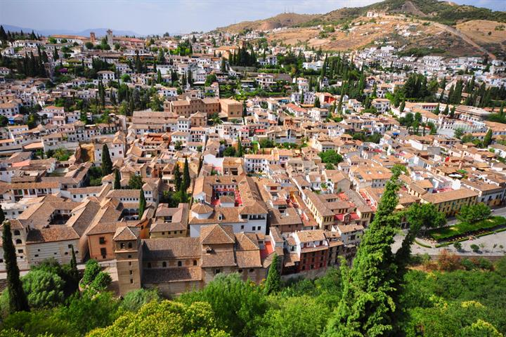Your packing list for Granada Spain