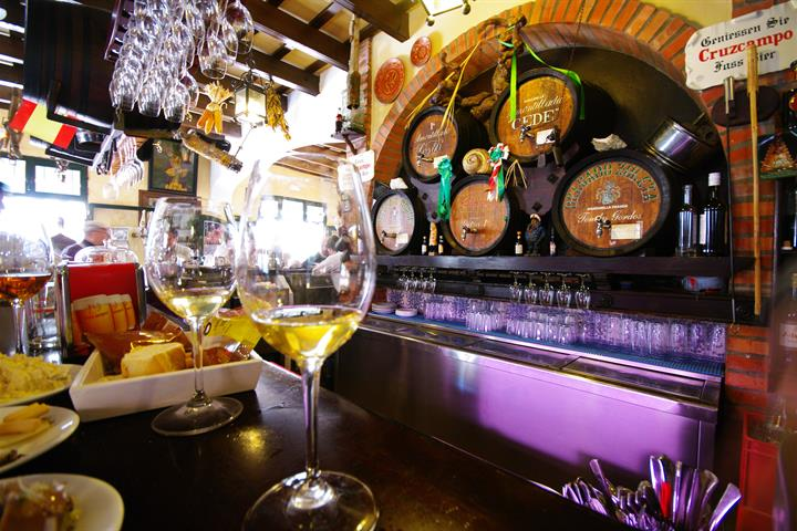 Top 10 bars not to miss in Jerez and Cadiz's sherry country