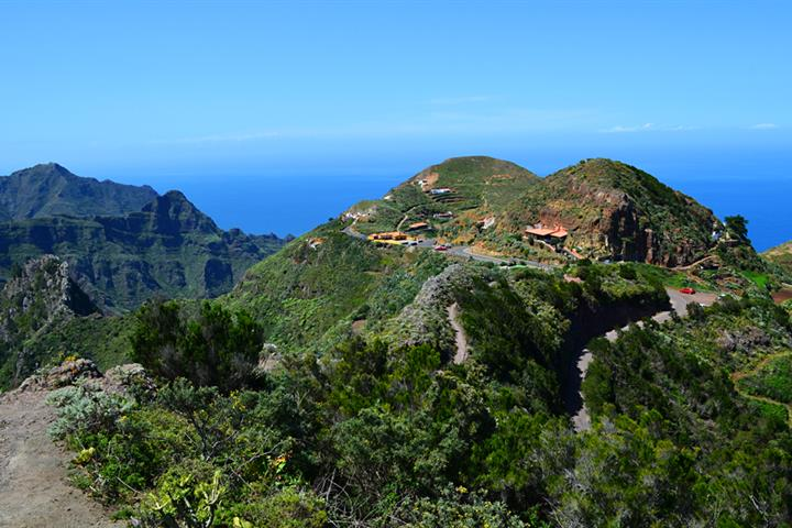 The top 10 stunning views on Tenerife
