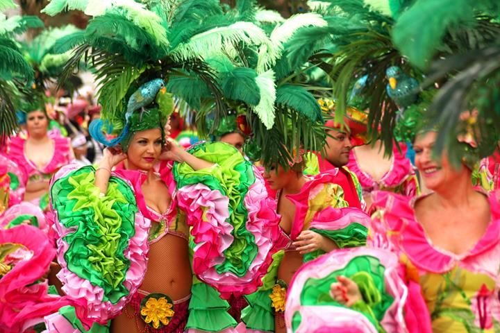The 4 Biggest and Best Carnivals in Spain 2017