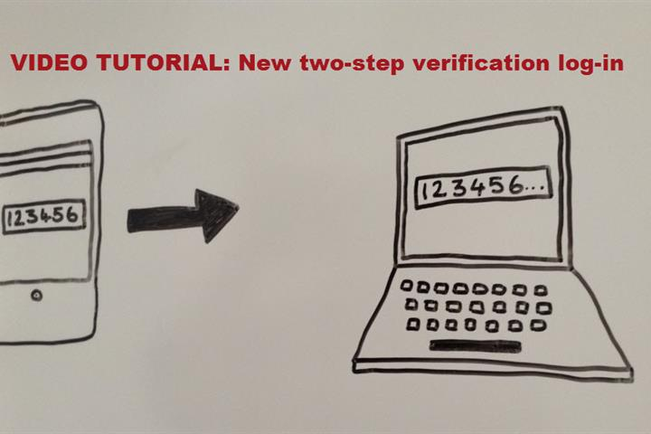 Extra security for Owner's login: two-step verification