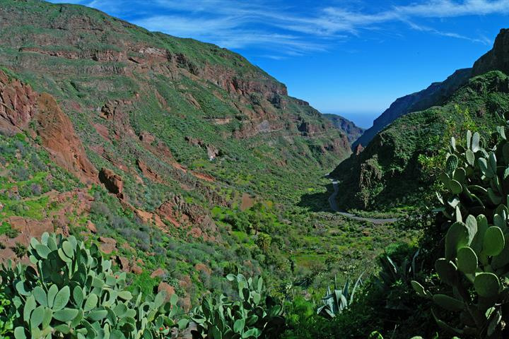 Seven natural wonders of Gran Canaria