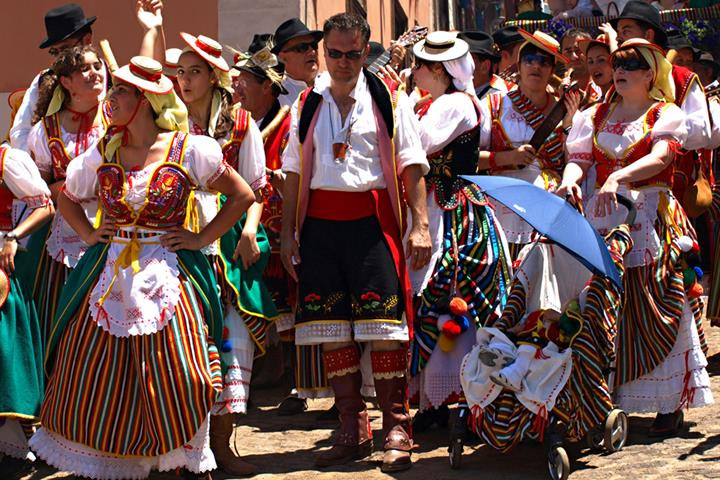 Top 10 Fun Fiestas on Tenerife