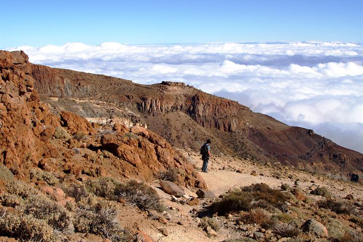 The best areas for walking on Tenerife
