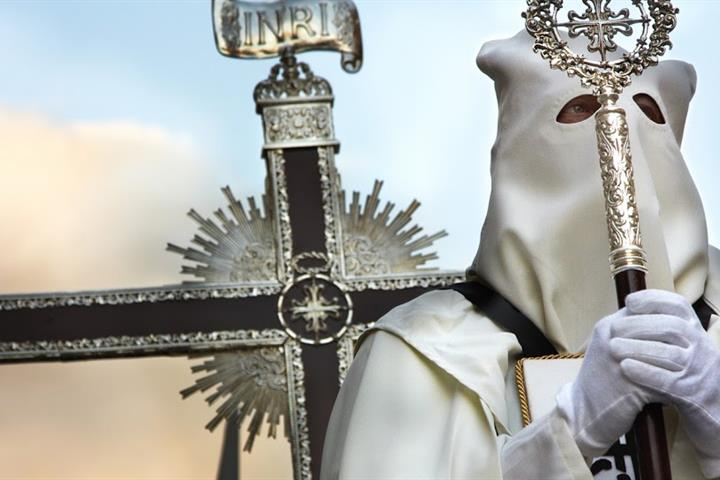 Semana Santa in Málaga, Andalusia: the processions of Holy Week