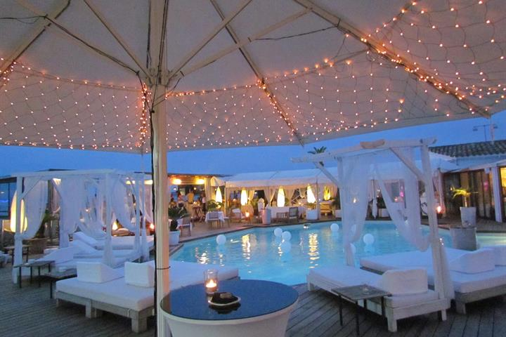 Beach Club a Maiorca: Mood Beach Bar & Restaurant