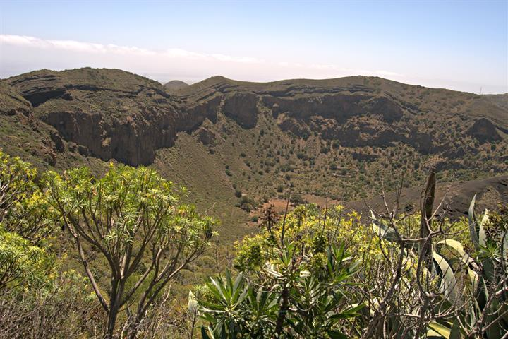 Visiting Caldera de Bandama, Gran Canaria's magic cauldron