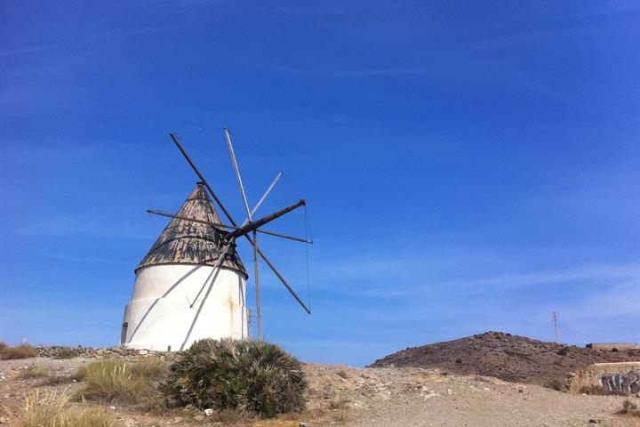 Iconic images from San José, Cabo de Gata