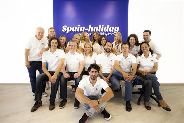 Video blog: Nueva oficina Spain-holiday.com