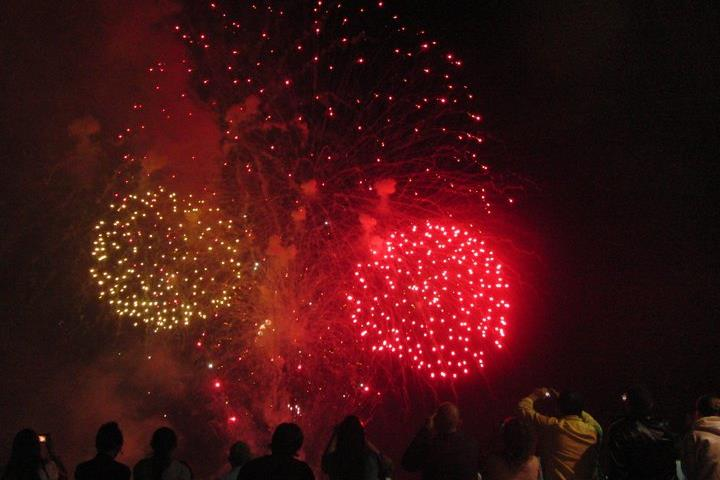 August festivals in Spain