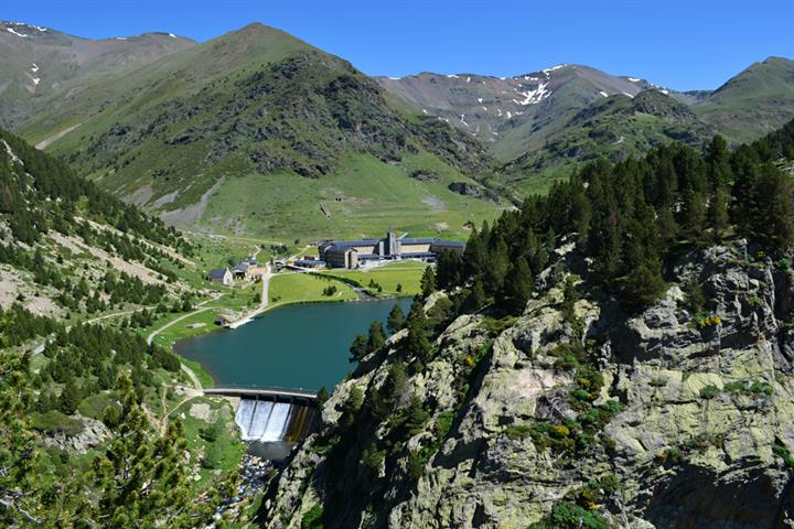 Best areas for walking in the Spanish Pyrenees