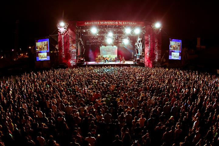 Summer Music Festivals in Alicante