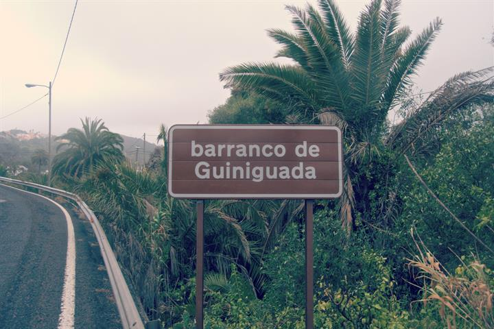How to hike the Barranco de Guiniguada part 2