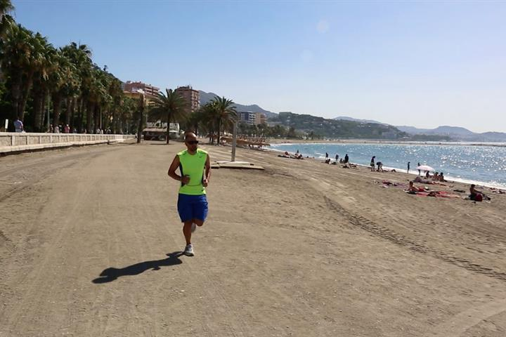 5 best running routes on the Costa del Sol