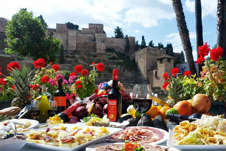 16 restaurants with the best views in Málaga