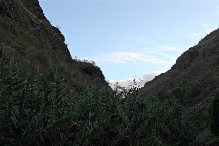 Walk a camino real on your Gran Canaria holiday, along the Barranco de Azuaje