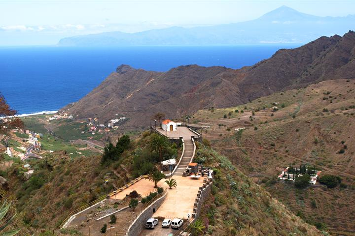 Where to find the best views on La Gomera