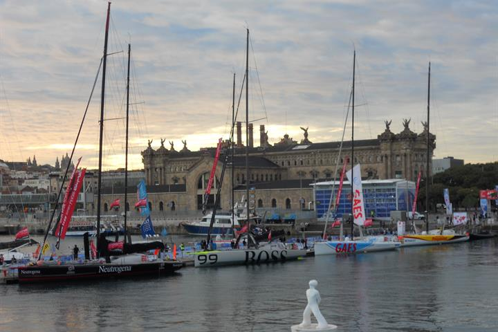 Vela - Barcelona World Race