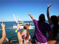 Boat parties on the Costa del Sol