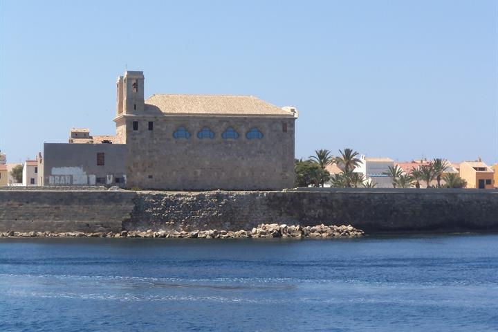 A day trip to Isla Tabarca