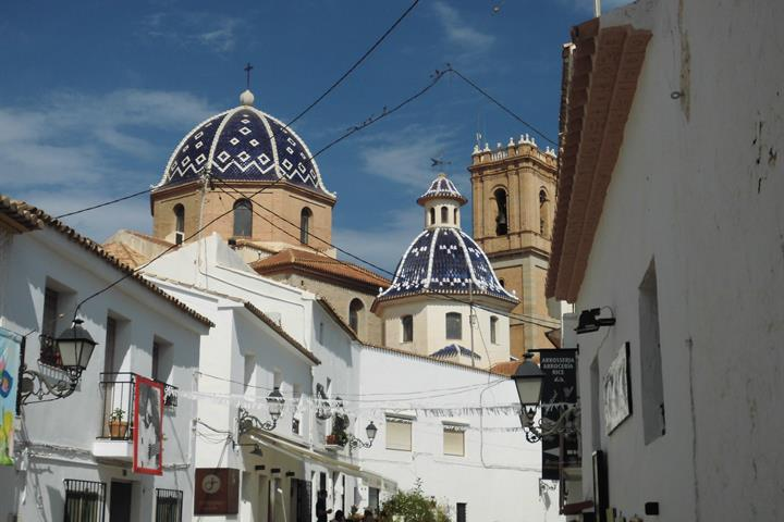 A day trip to Altea