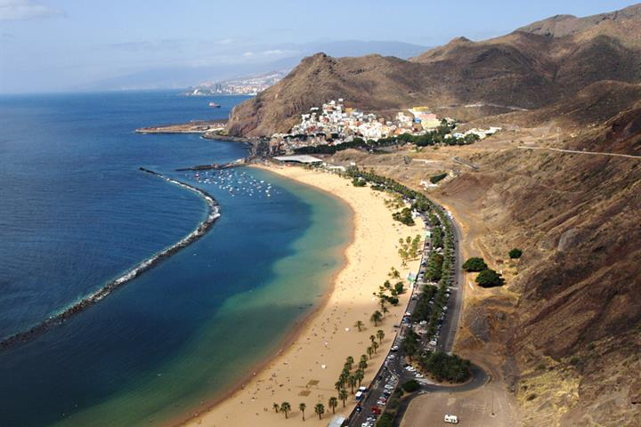 Five of the best family beaches on Tenerife