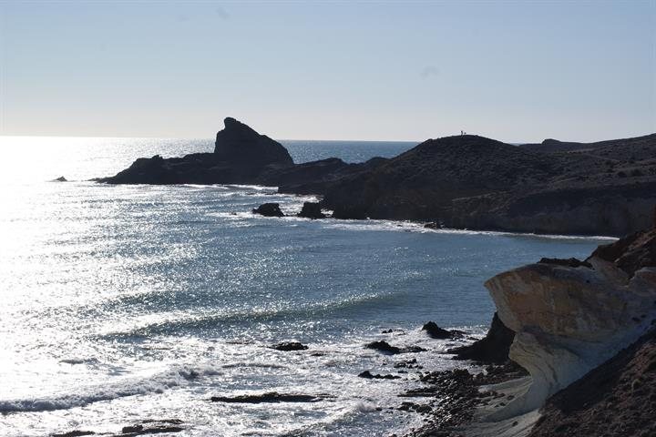 A winter afternoon in Cabo de Gata