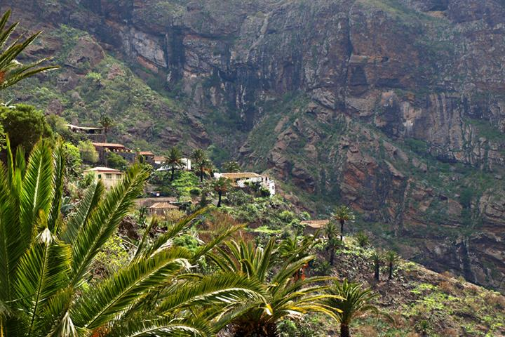 Visit Masca, the most beautiful village on Tenerife