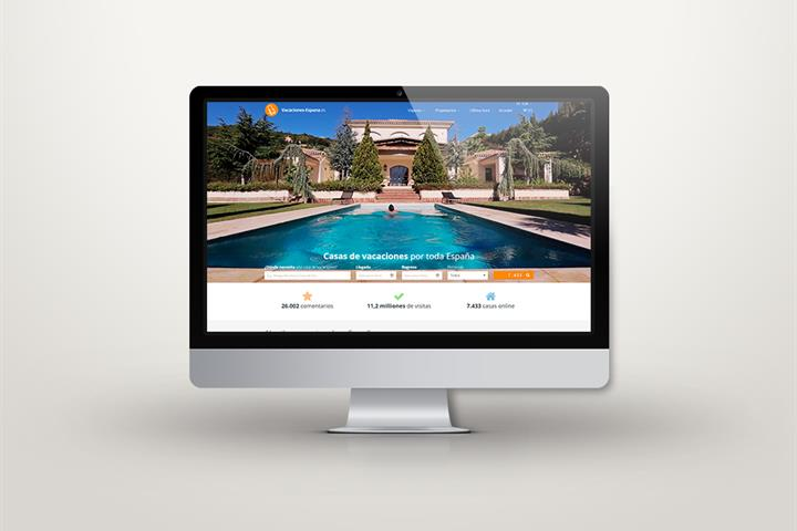 Spain-Holiday.com launches brand new website!