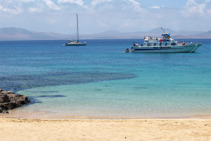 Visit the Canary Island of La Graciosa