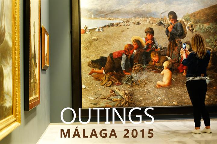 Outings Málaga 2015 - Moving Art onto Malaga's streets
