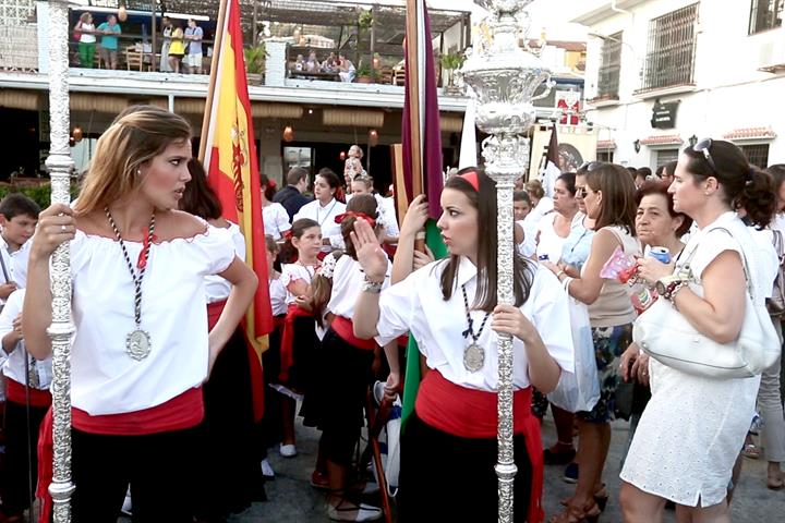 The Virgen del Carmen Festivities in Málaga