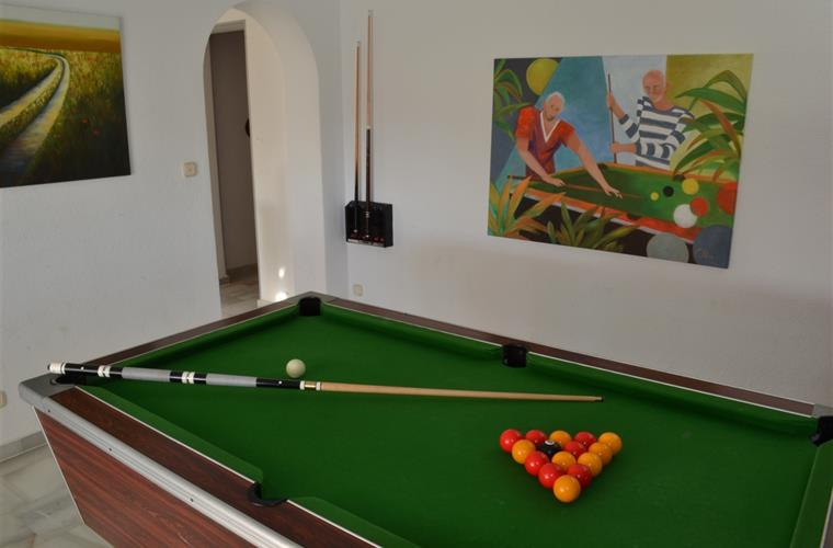 Pool & Darts Room