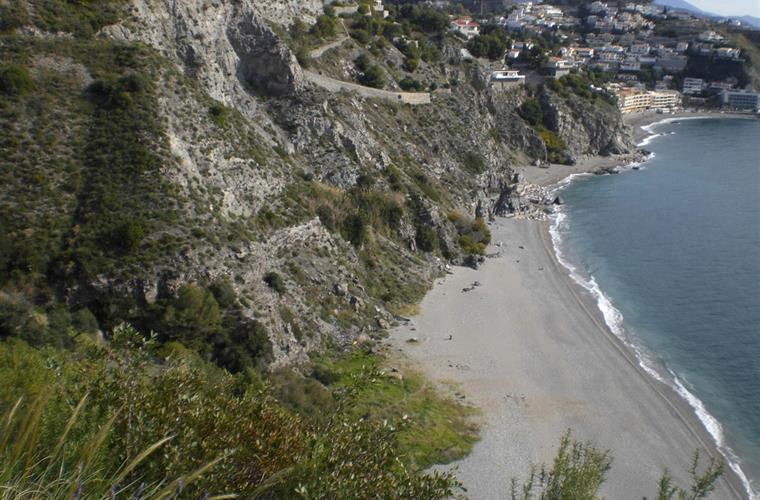 Cotobro beaches incl. nudist beach
